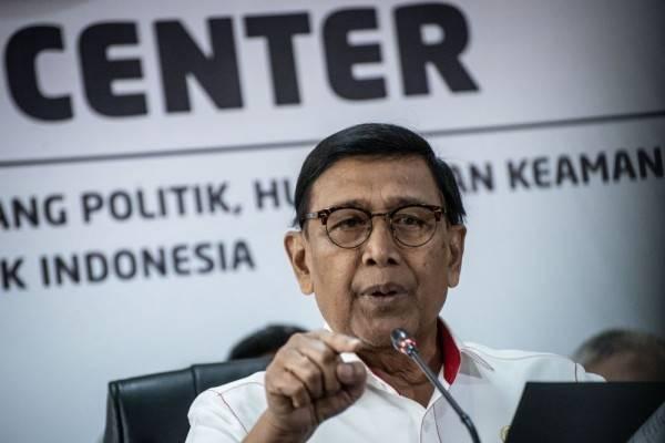Wiranto Diserang di Pandeglang, Polda Banten: Yang Kena Kapolsek