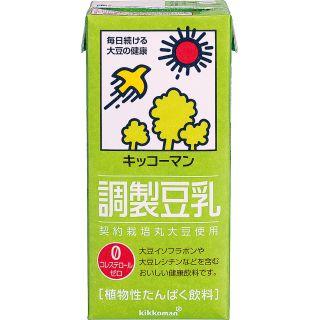 〈キッコーマンソイフーズ〉調製豆乳 1,000ml