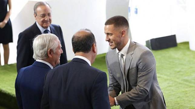Misteri Nomor Hazard di Madrid Bikin Hambar Sesi Perkenalan