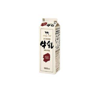 栃木県産牛乳 1L