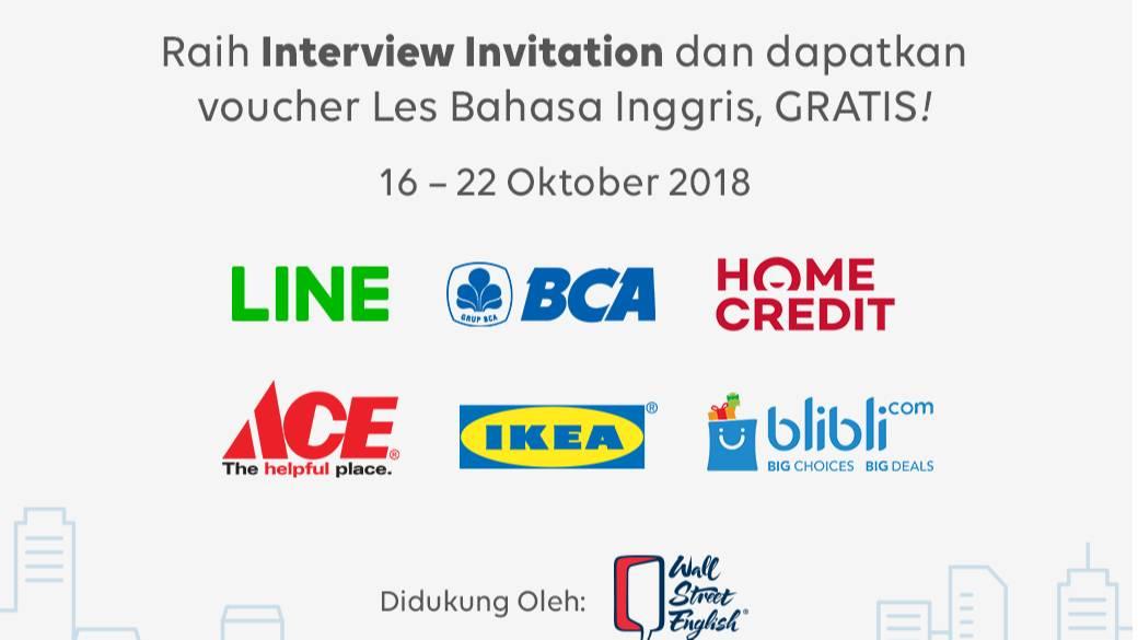 Kompetisi The Candidates by LINE Jobs Resmi Dibuka Kamu Bisa Raih Kesempatan Interview dari Perusahaan Zy2vVP
