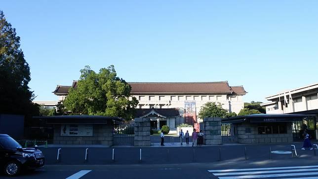 <p><b>東京國立博物館</b></p>