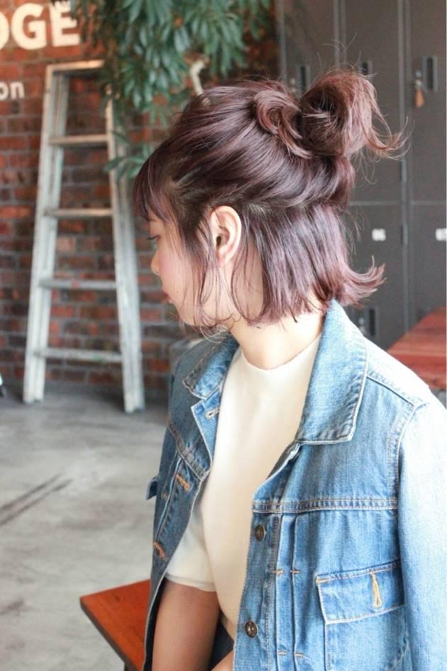 Rekomendasi Tatanan Rambut Untuk Kalian Yang Berambut Pendek Menurut Stylist Jepang Japanese Station Line Today
