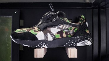 新聞速報 / Bape x Puma 2015 Collaboration