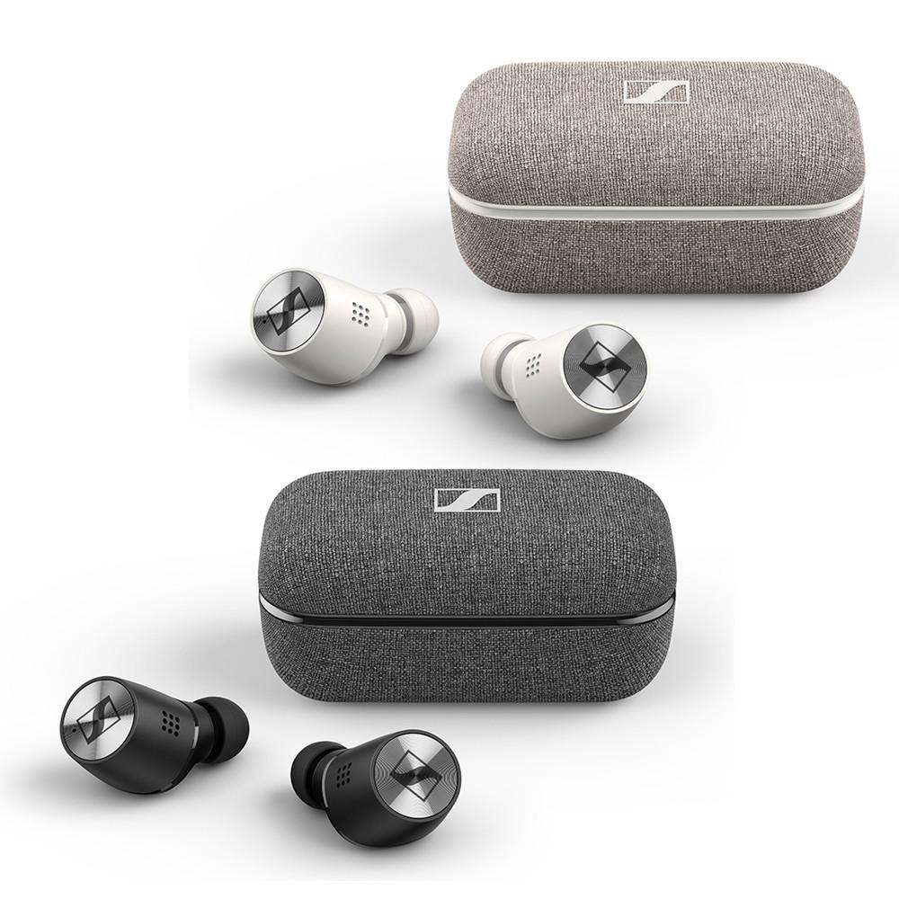 75年來Sennheiser一直致力於塑造於音頻之未來,不僅追求卓越的音質,MOMENTUM True Wireless 2 真 無線 第二代 創造獨特的聲音體驗7mm超寬頻微型動圈單體,最新藍牙5.