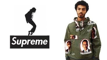 Supreme×Michael Jackson搶先公開實著照、奧巴馬套裝正式發售!