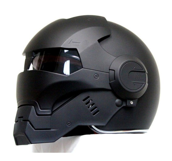 Masei公司貨美國 鋼鐵人 IRON MAN Atomic-Man 610 限量 多功能 全罩式 安全帽 消光黑。人氣店家FINDSENSE服飾的【Other】安全帽有最棒的商品。快到日本NO.1的