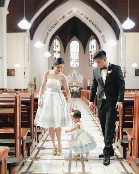Ke Pernikahan Chelsea Dan Glenn Tak Kalah Romantis Dengan Pengantin