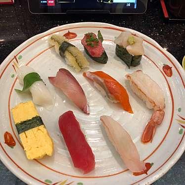 金沢まいもん寿司 たまプラーザ店のundefinedに実際訪問訪問したユーザーunknownさんが新しく投稿した新着口コミの写真