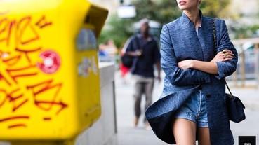 到男友的衣櫥尋寶:Oversize 西裝外套是妳的新目標!