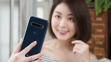 LG V60 ThinQ 5G Dual Screen 動手玩,雙螢幕、大電量實用手機新作