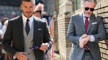西裝穿搭需注意的10個要點:釦子怎麼扣?尺寸應該這樣選!