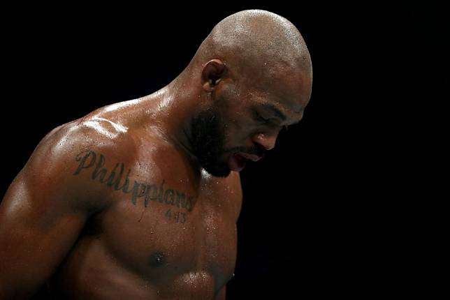 UFC: arrested Jon Jones reveals he suffers from 'memory loss', 'anxiety' and 'ADD' in new police bodycam footage