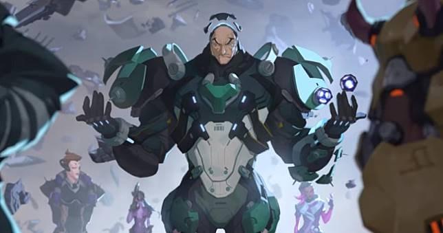 《鬥陣特攻》新英雄「席格馬」背景公開,利爪再添戰力
