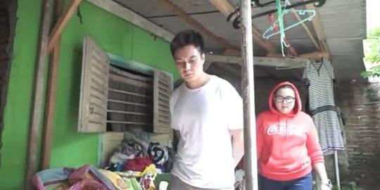 Masuk Jalan Sempit Ini Penampakan Rumah Masa Kecil Baim Wong
