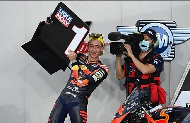 Pedro Acosta Bikin Takjub, Lorenzo: Dia Melebihi Saya, Rossi, dan Marquez!