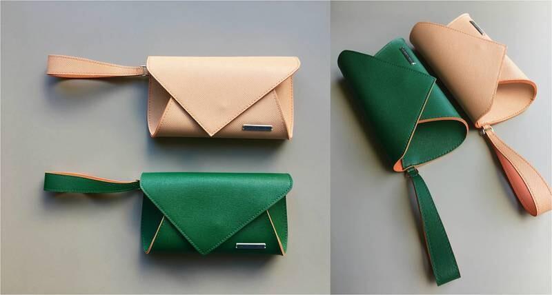 jantaminiau for klm 皇家荷蘭航空 商務艙配送 只有包包不含內容物 較厚的pu皮質有手提袋可當錢包手機包等 現貨沒多少個只剩藍色了