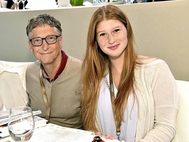 Ayahnya Orang Terkaya di Dunia, Putri Bill Gates: Dulu Uang Jajanku Rp150 Ribu per Minggu