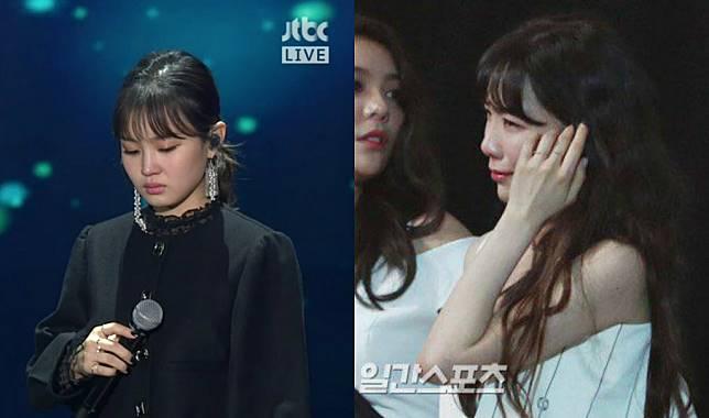 Taeyeon SNSD Ikut Menangis Lihat Lee Hi Bawakan Lagu Jonghyun SHINee, Ini Katanya...