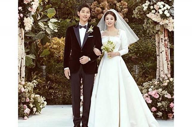 Song Joong-ki dan Hye-kyo dikabarkan tak tinggal bersama di Itaewon
