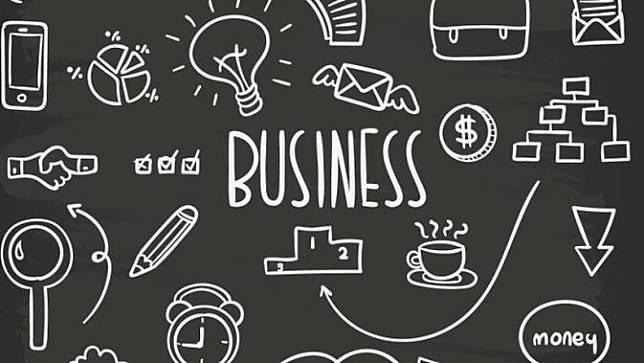 Ilustrasi Grafik Perkembangan, Penjualan, dan atau Pencapaian Perusahaan dan Bisnis