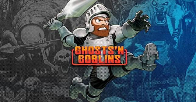 Ghost 'N Goblins เกมมหายาก ผู้กลายเป็นตำนานแห่งค่าย Capcom
