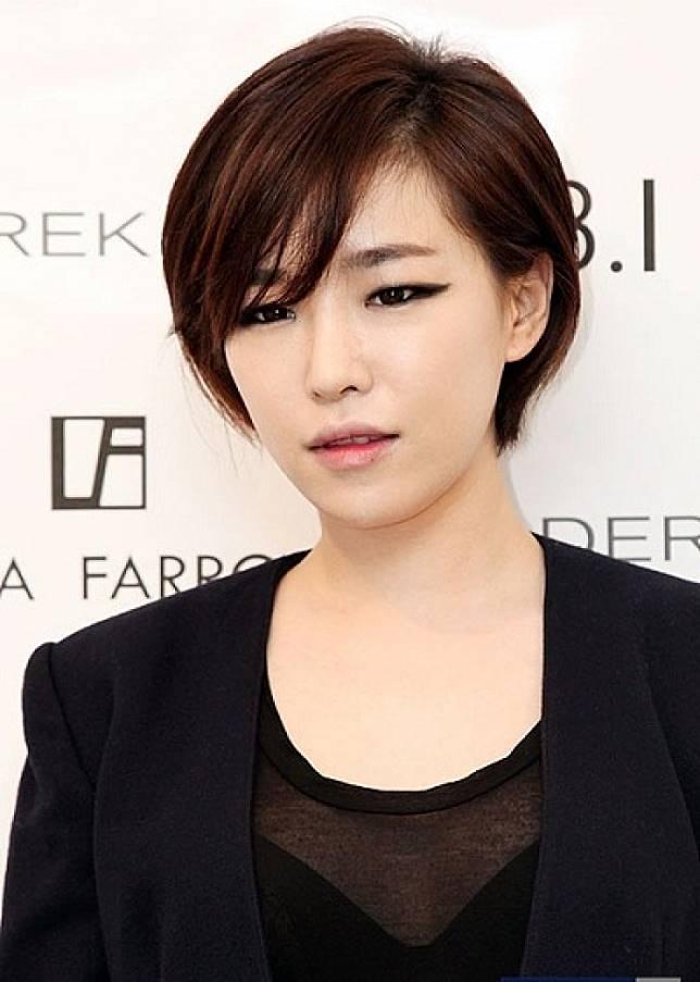 10 Inspirasi Potongan Rambut Pixie Buat Cewek Berambut Tipis Ala Seleb Kpop Cewekbanget Id Line Today