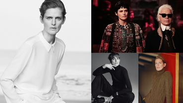 Chanel、Burberry、CK,英國超模Stella Tennant驚傳過世享年50歲,時尚圈2020年最大損失