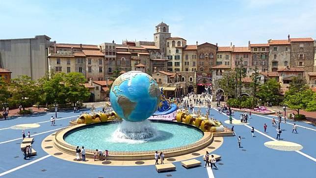 ▲東京海洋迪士尼樂園。(示意圖/翻攝自 Pixabay )