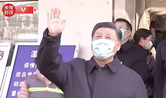 ▲中國國家主席習近平。資料照。(圖/翻攝央視新聞)
