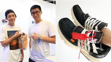 ﹝玩跨子弟﹞掰了神鞋!看看改鞋大師王志鈞如何重解 Virgil Abloh x Nike Air Presto