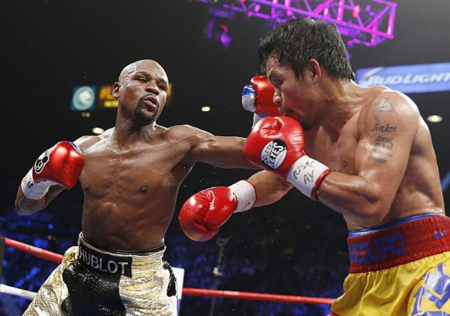 Manny Pacquiao is ready when you are Floyd Mayweather, says Filipino's camp