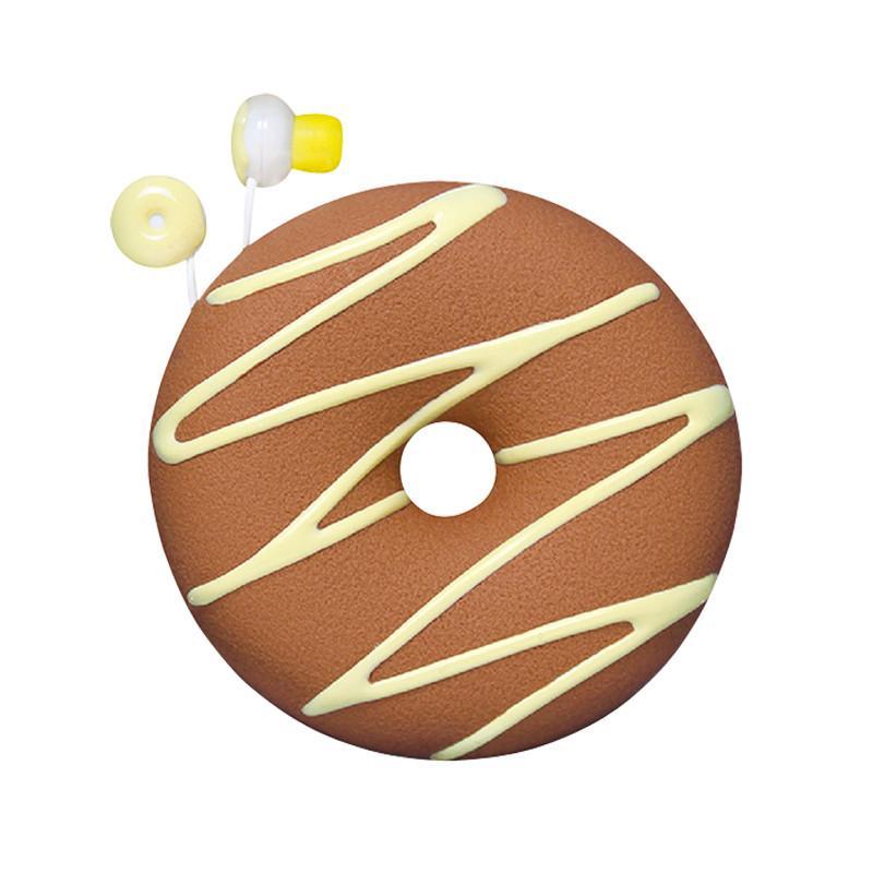產品特色 Dreams夢幻工廠全新系列 甜甜圈耳機禮物組甜蜜發售 使用耳機方便整理不打結 出門遊玩的必備小物 全系列共四種不同口味甜甜圈 產品介紹 滿足少女心的Dreams夢幻工廠全新系列商品最新上市