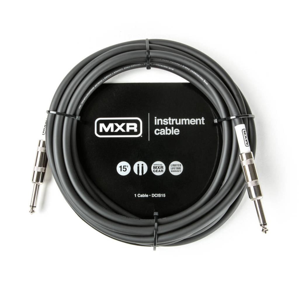 美國大品牌MXR 15FT(4.5公尺)樂器專用導線終生保固,壞掉直接換新品傳遞樂器最真實的音色至音箱提供『雙直頭』與『一直一L頭』想要便宜又划算的導線嗎?找不到划算的線材嗎? 美國效果器大廠MXR推