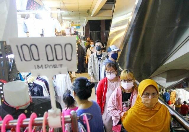 Sekda DKI: Warga yang Tak Pakai Masker Tidak Bisa Masuk Pasar!