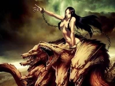 Skilla, Monster Laut Dalam Mitologi Yunani