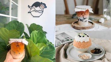 「泰奶仙草、泰奶冰酥」超誘人!來自泰國的網美冰店「奇維奇娃」吃過保證不後悔!