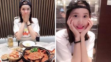 太美啦!潤娥飛新加坡大啖螃蟹美食,見面會上「華麗變身」!