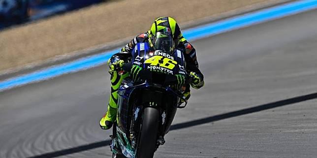 Klasemen MotoGP Usai GP Ceko – Valentino Rossi Turun Peringkat, Yamaha Memborong