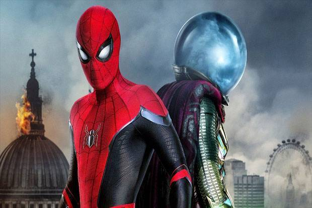 Inikah Arti Adegan Pascakredit Spider-Man: Far From Home?