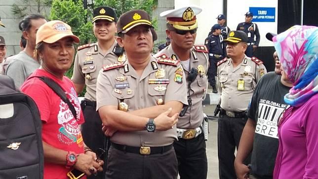 Lepaskan Tembakan saat Amankan Kelompok John Kei, Polisi: Kebetulan Ada yang Menghalangi
