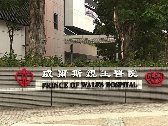 消息指,威爾斯醫院初步確定一宗懷疑感染新型冠狀病毒個案。(港台圖片)