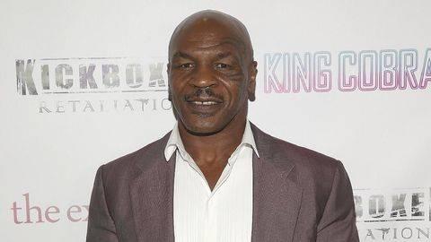 Awal Bisnis Ganja 'Menyelamatkan' Tyson