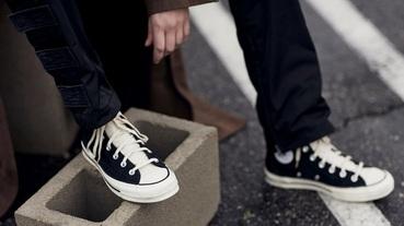 官方新聞 / 風格堅定 細節崇拜 Converse 攜手 Fear of God ESSENTIALS 推出 Chuck 70 聯名鞋款