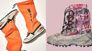 只要「高」就帥!現在低筒已經滿足不了鞋迷,Nike、Yeezy 超級高筒球鞋你買單嗎?