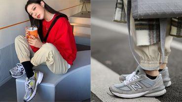【潮到出水】2020瘋狂洗版潮人IG的復古老爹鞋是「這雙」!韓妞都在穿的5款New Balance老爹鞋推薦