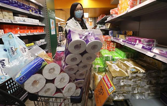 Coronavirus: do not hoard toilet paper rolls as they can get mouldy, Hong Kong consumer watchdog urges residents amid panic buying