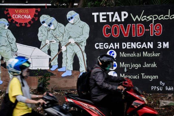 Viral Video Jakarta Zona Hitam Covid-19, Wagub DKI: Itu Hoaks