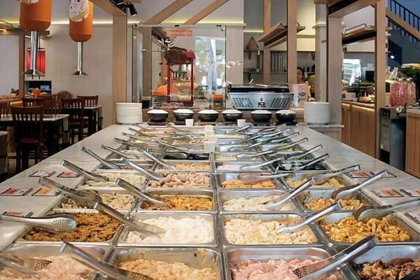 Beberapa Resto All You Can Eat , Cocok untuk Bukber di Jakarta