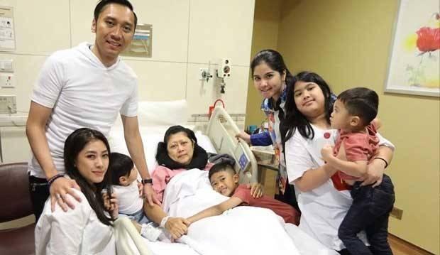 Putra Ibas Bilang I Miss Memo, Susilo Bambang Yudhoyono Langsung Menangis